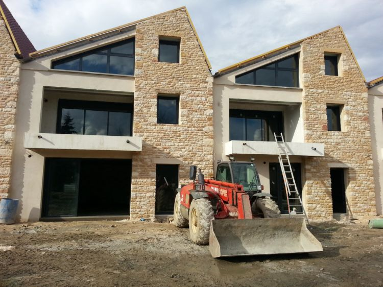 construction dune rsidence de standing anse - Devis Construction Maison Gratuit